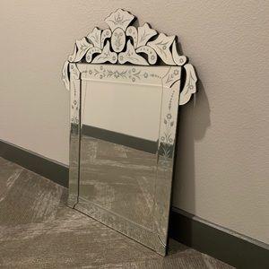 Traditional Venetian-style Mirror